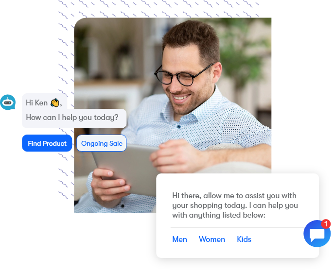 Convert Customers With Real-Time, Personalized Conversations